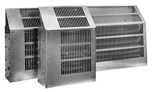 Sloped Top Convector