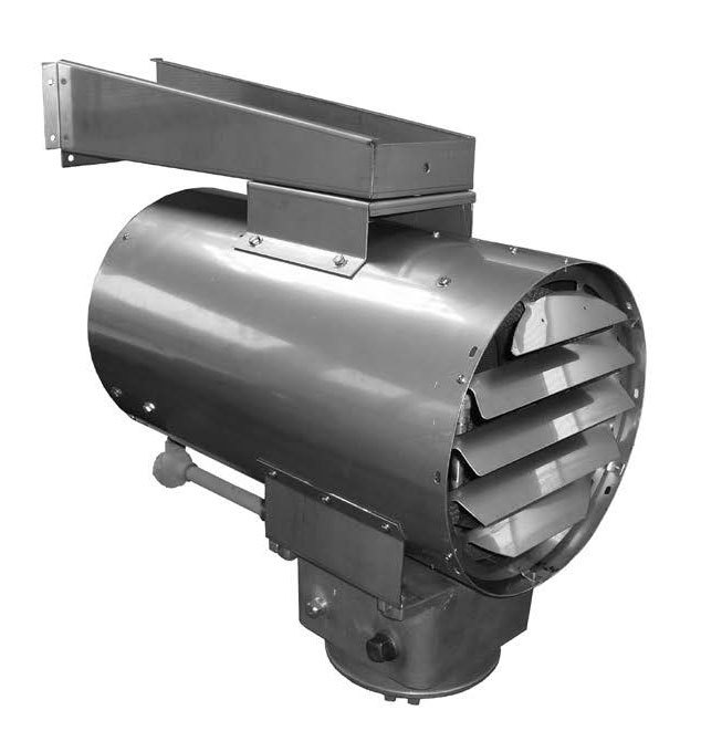 Compact Explosion-proof Unit Heater