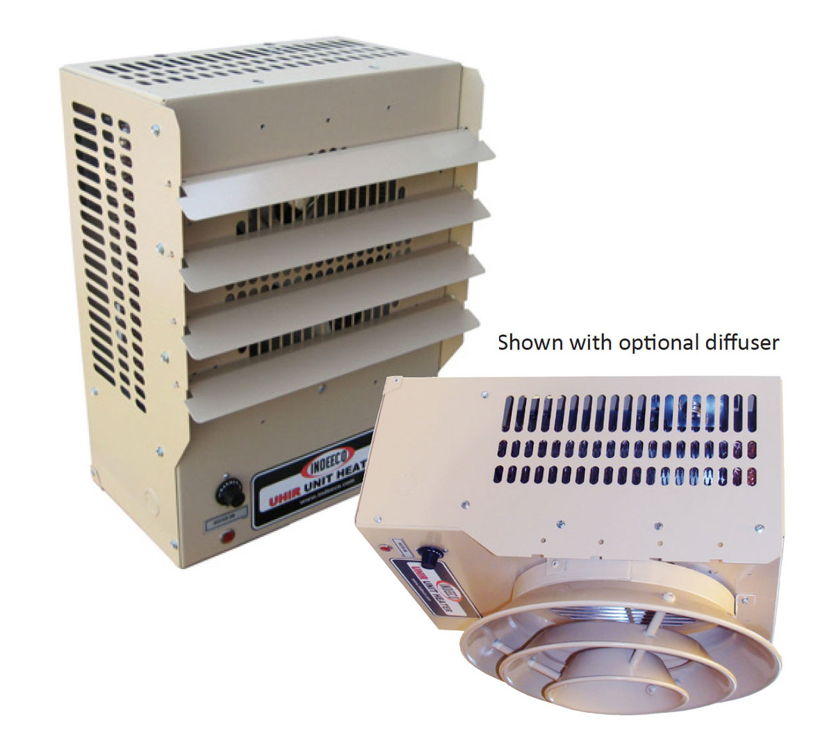 UHIR Series Unit Heater