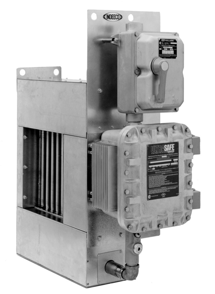 Ultra-Safe Explosion-proof Duct Heater
