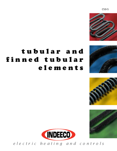 Tubular & Finned Tubular Elements