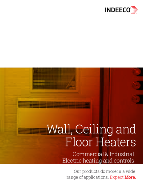 Wall, Ceiling, & Floor Heaters