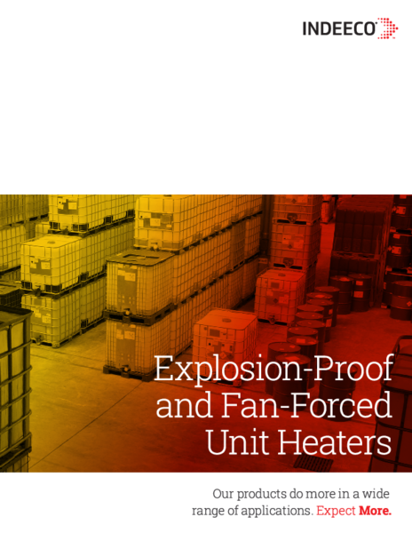 Explosion-proof and Fan-forced Electric Unit Heaters