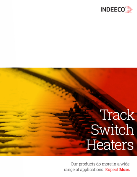 Track Switch Heater Catalog